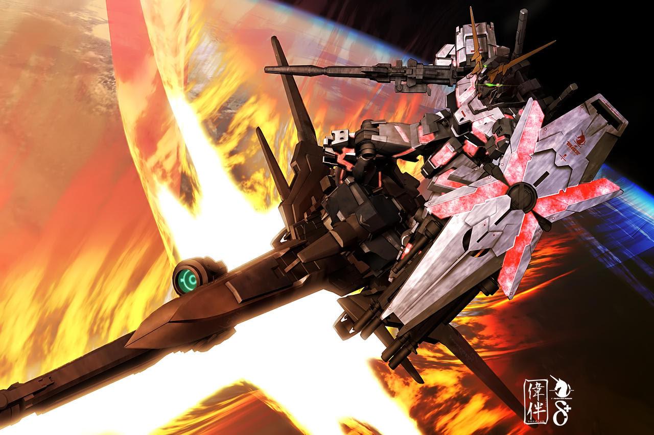 機動戦士ガンダムucの壁紙画像 Naver まとめ
