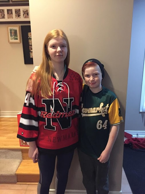 #PutYourSticksOut #JerseysforHumboldt I couldn't be more proud of our