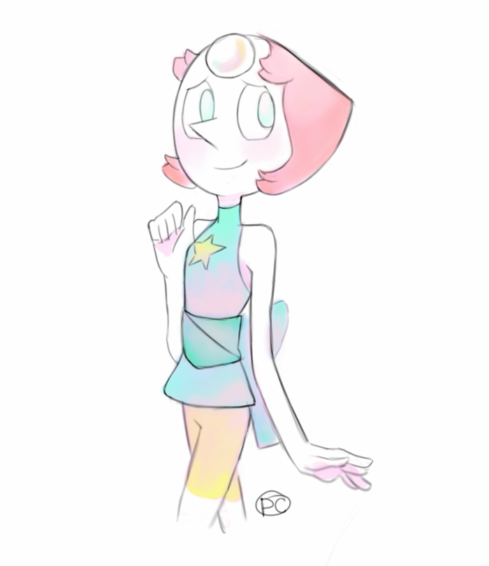 a translucent pearl ✨