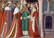 Marriage of King Henry VI of England and Margaret of Anjou