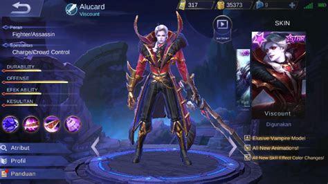 kata kata  diucapkan alucard  mobile legend
