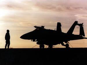 F/A-18 Silhouette