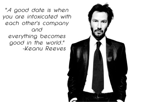 A Collection Of Quotes From Keanu Reeves To Give You An Insight Into