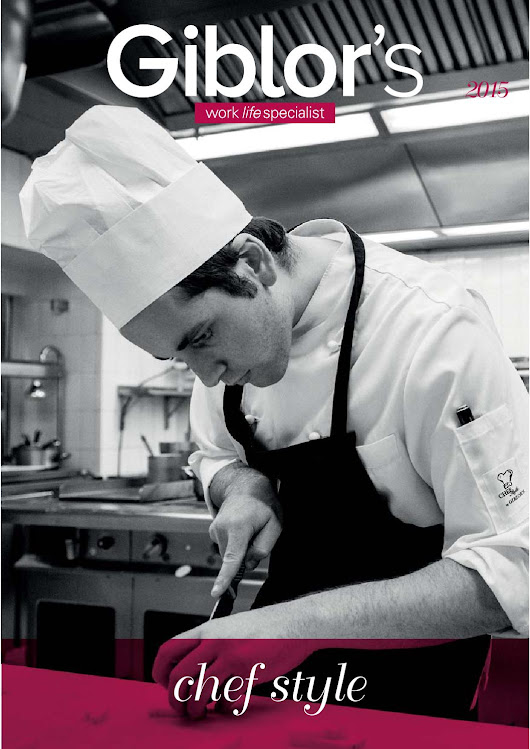 Catalogo Giblor's Chef Style 2015