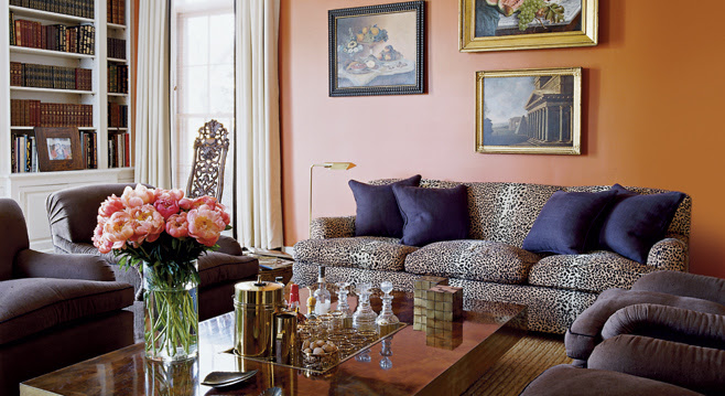 Preppy Interiors Through the Years « Elements of Style Blog
