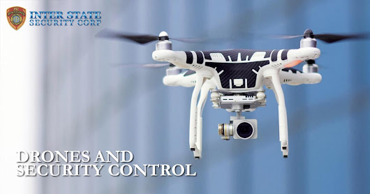 How Drones Affect Security Control
