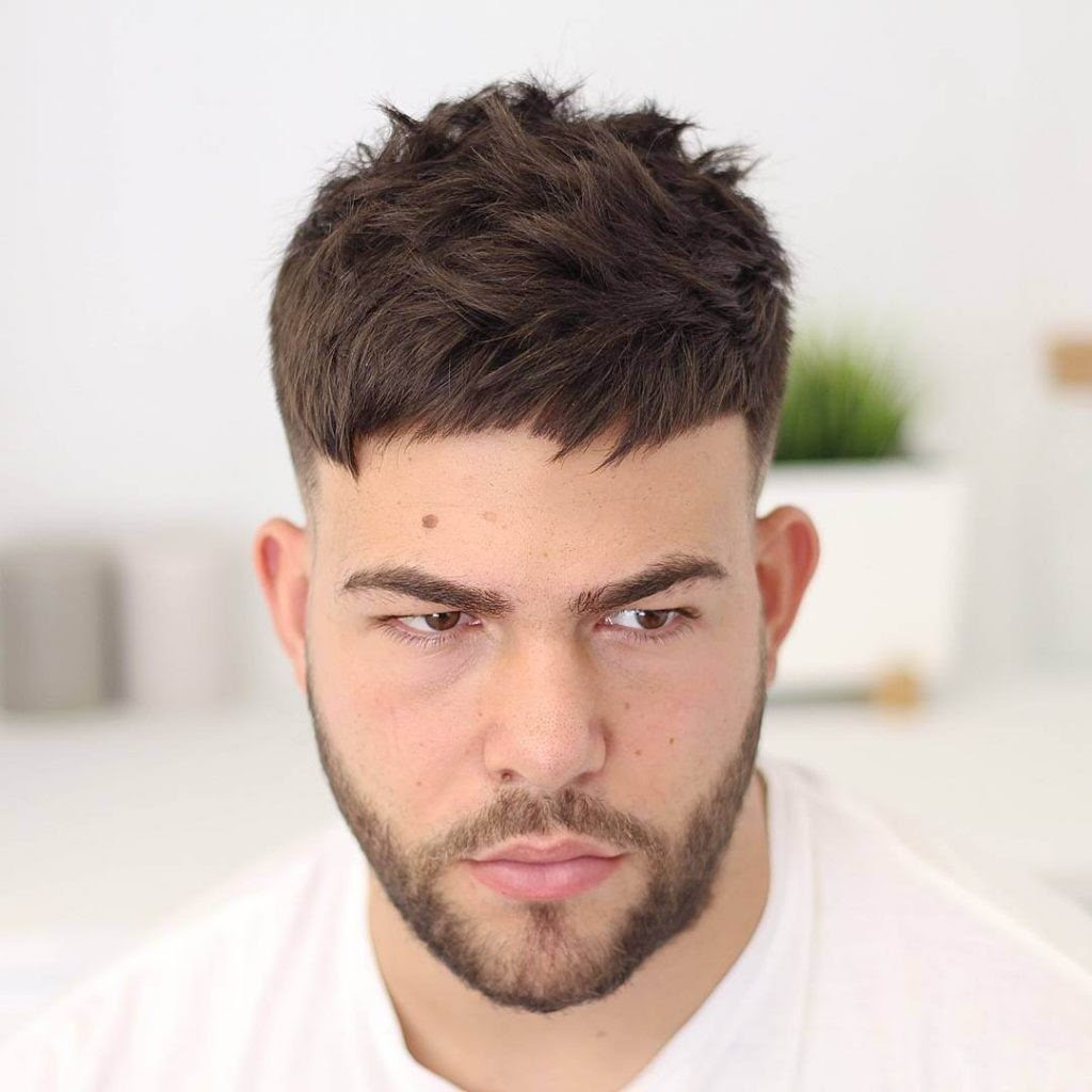 30 Mens Hair Trends - Mens Hairstyles 2020 - Haircuts & Hairstyles 2021
