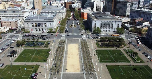 The city wants to know what you think it should do with Civic Center
