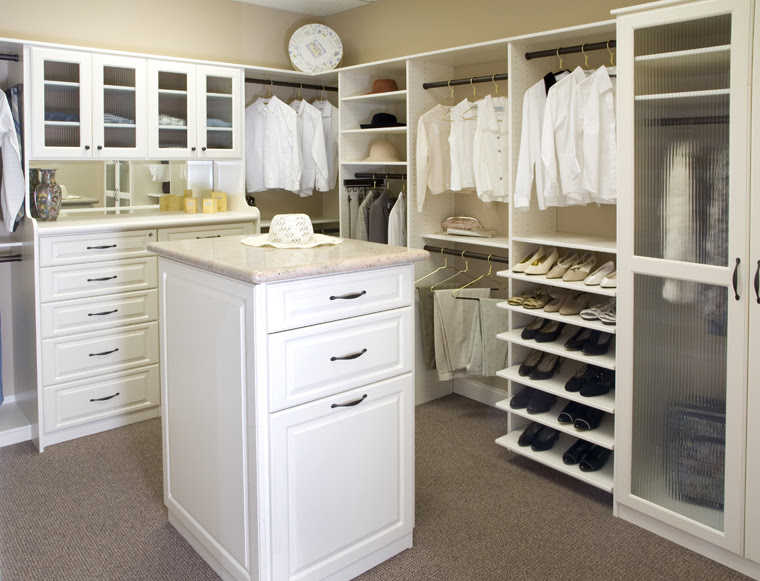 QComponentstb | Residential | Closets