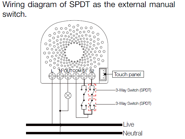 z wave 3 way switch wiring diagram