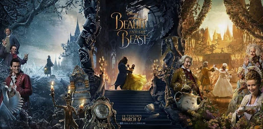 First Look at Disney's Beauty and the Beast Character Posters