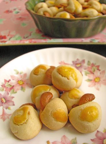 cashew cookie recipe