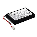 HQRP Battery for SONY Dualshock 4 Wireless Controller LIP1522 PlayStation PS410037 PlayStation-4 PS43000366 + Coaster