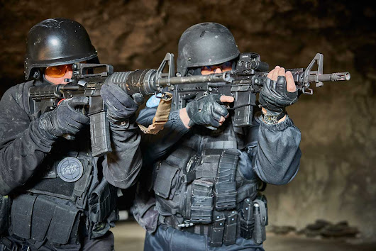 US Police SWAT Certified | Hostage Rescue and Suicide Bomber Tactics | Mobius International