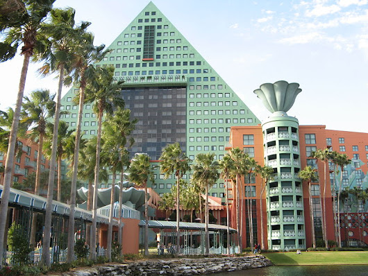 New Hotel Tower 'The Cove' is Headed to Disney World | Orlando Airport Transportation Blog