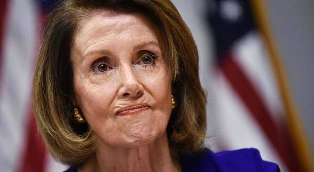 Should Nancy Pelosi Be Impeached for Crimes of Treason!