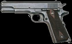 Concepto de Pistola