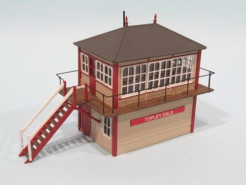 Topley Dale Signal box