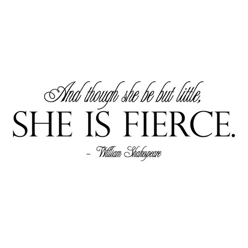 Pictures Of Fierce Quotes Kidskunstinfo