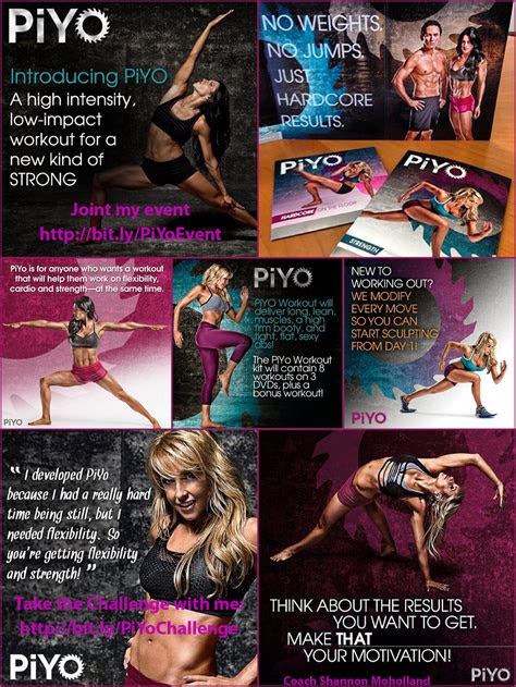 piyo workout coach moholland