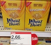 target wheat thins box sm
