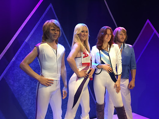 A visit to the ABBA Museum & Pop House in Stockholm, Sweden - Everybody Hates A Tourist