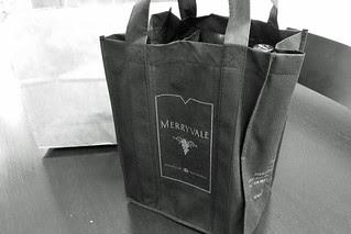 Merryvale - Wine bag
