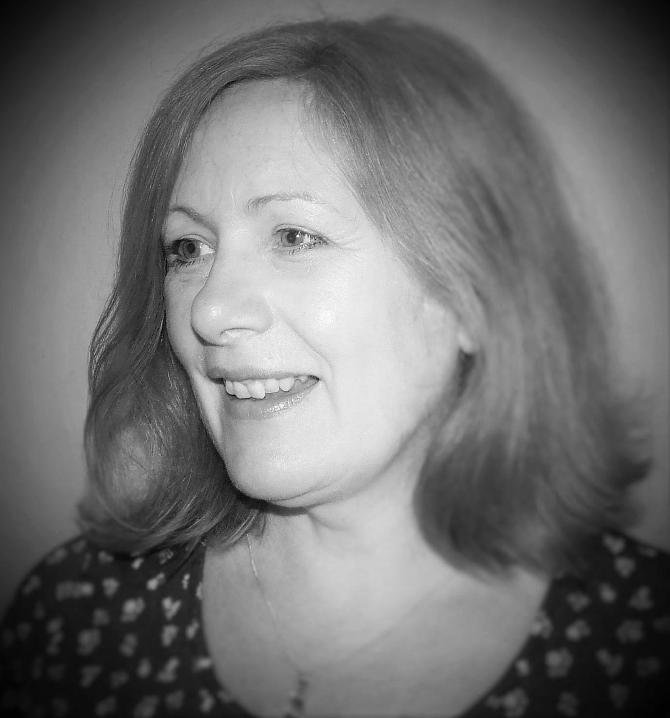 Photograph of author, Jaqueline Ward