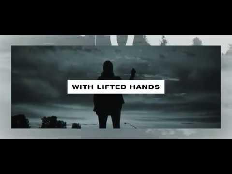 With Lifted Hands Lyrics - Ryan Stevenson