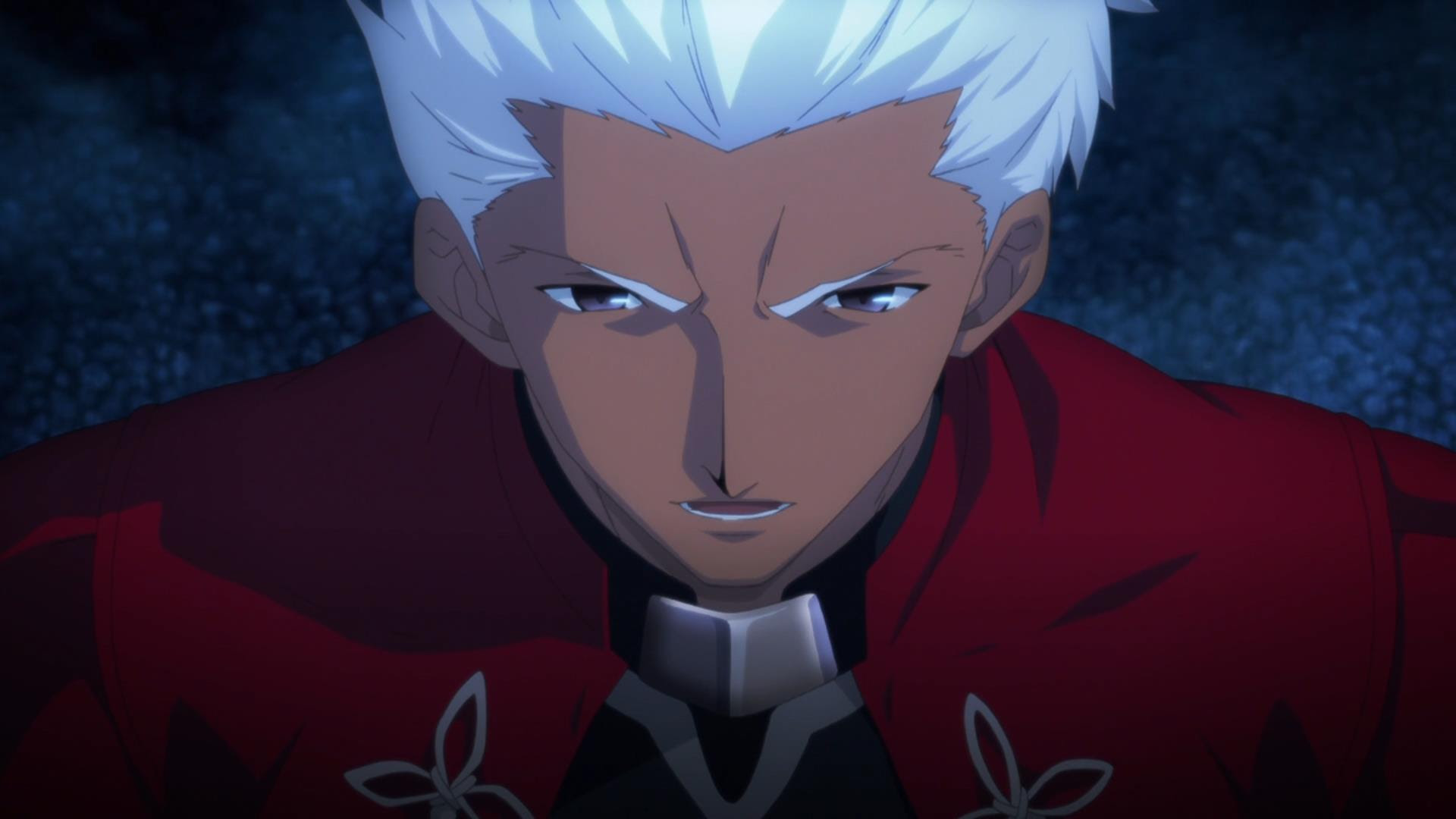 Wallpaper Anime Fate Stay Night Unlimited Blade Works Archer