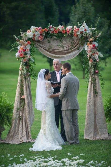 Best 25  Rustic wedding arches ideas on Pinterest