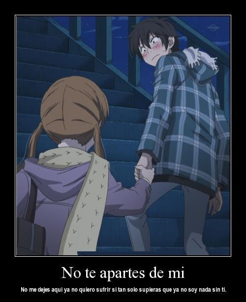 Anime Llorando Frases Imagui