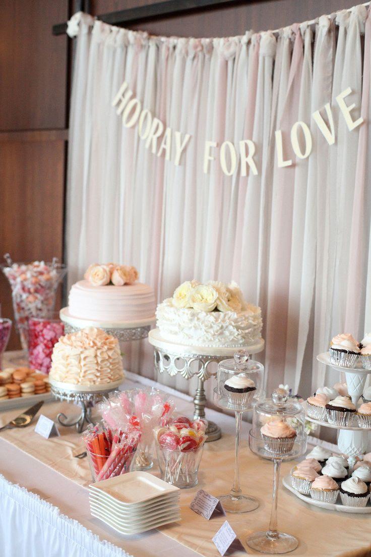 6 Steps To Create A Stunning Diy Wedding Dessert Table Wedpics Blog