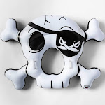Pirate's Skull Kiddo Float - Sun Squad
