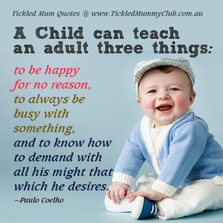 Spending Time With Kids Quotes