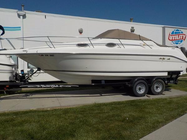 1996 Sea Ray 250 Sundancer Boats for sale