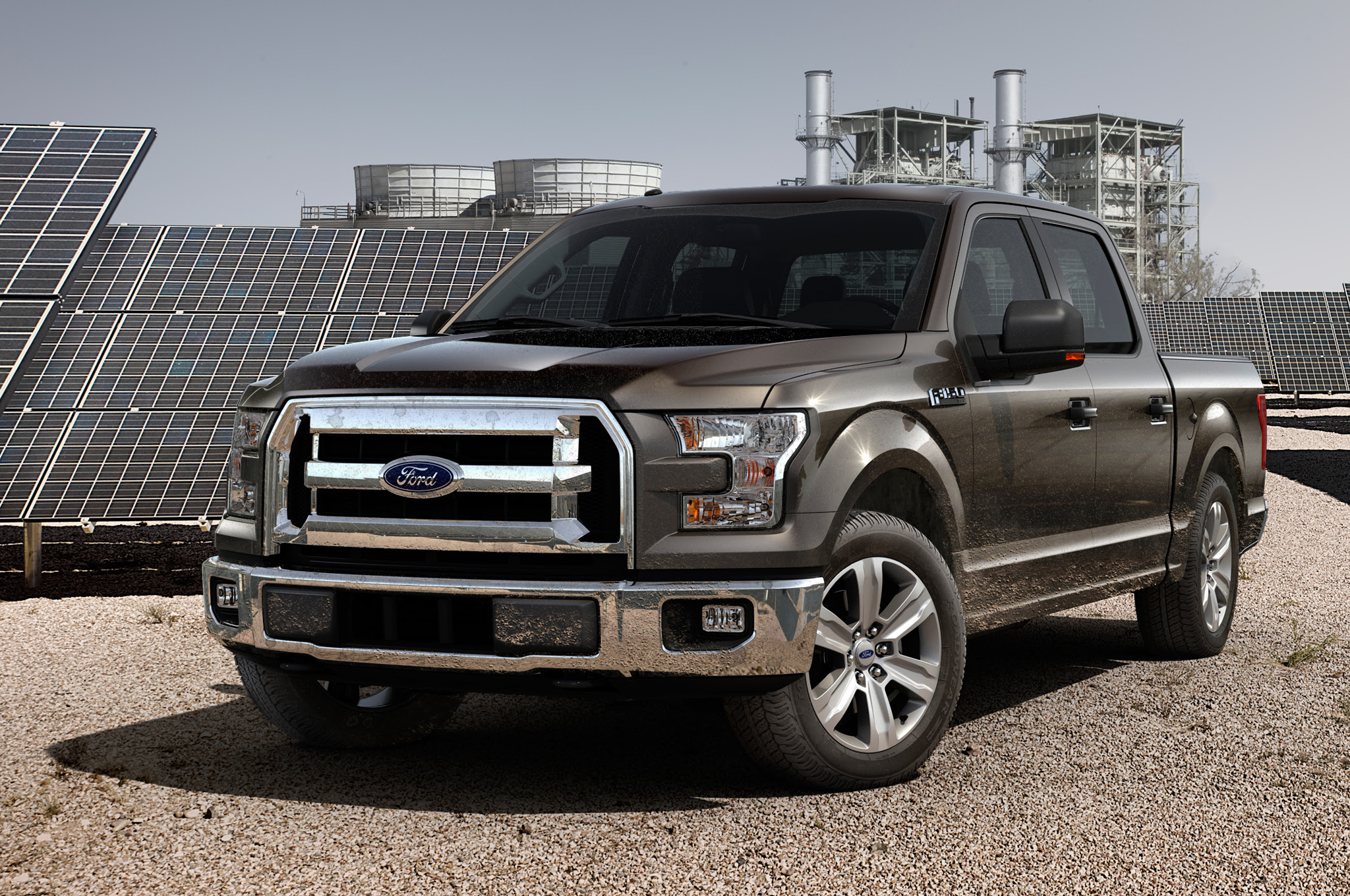 2015 Ford F 150 27l Ecoboost Rated 325 Hp 375 Lb Ft