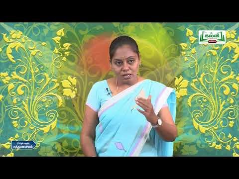11th Nutrition சிறுநீரக நோய்கள் மற்றும் உணவு மேலாண்மை பகுதி 1 Kalvi TV