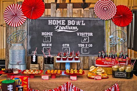 Rustic Home Bowl Party   Evite