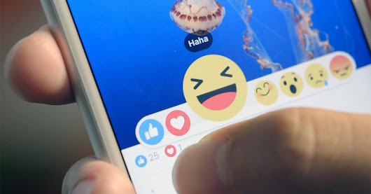 Facebook Reactions are here, and they're worse than we feared