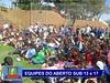 Aberto sub 13 de Jundiaí: Goleadas no Aramis Polli foram o destaque do sábado