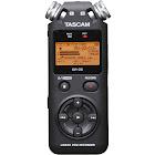 Tascam DR-05 Digital Voice Recorder - 2 GB - Black
