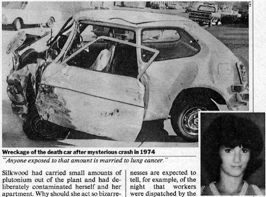 Gerry Spence and Karen Silkwood - Part 1 - Compensation for radiation injury | Enformable