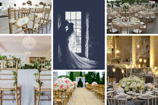 What is a Chiavari Chair? - BE Furniture Hire