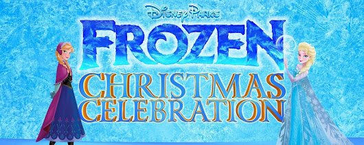 "Don't Miss ""Disney Parks Frozen Christmas Celebration"""