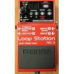Boss RC-3 Loop Station Guitar Effects Processor