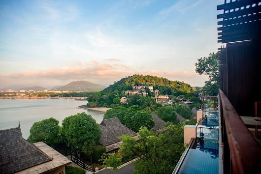 Phuket Wedding Resort with Breathtaking Ocean Views