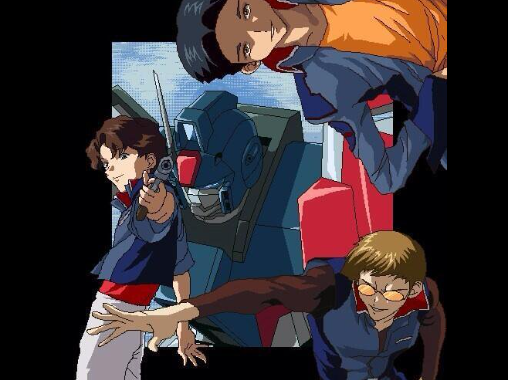 ガンダムシリーズの登場人物一覧 - JapaneseClass.jp