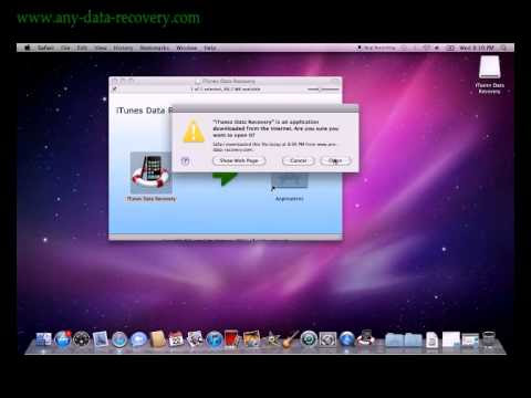 Recover Data from iPhone 5,4S,4,3GS without iTunes or iCloud  YouTube