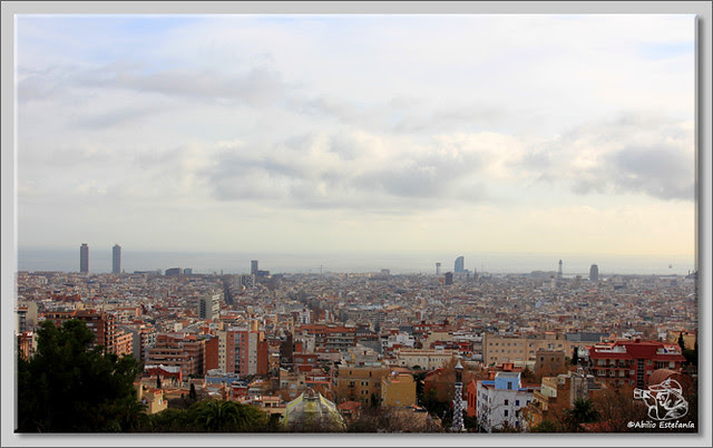 19 Park Güell de Barcelona